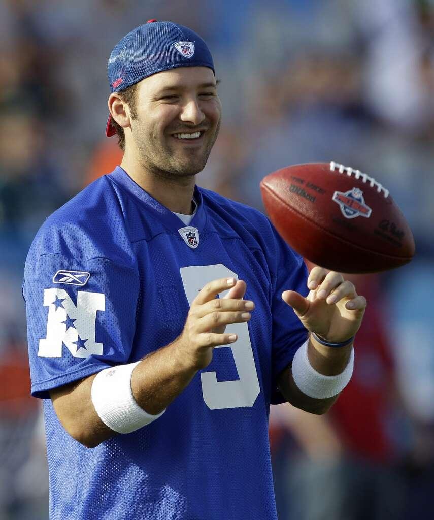 Caron Butler thinks Tony Romo definitely could have played pro