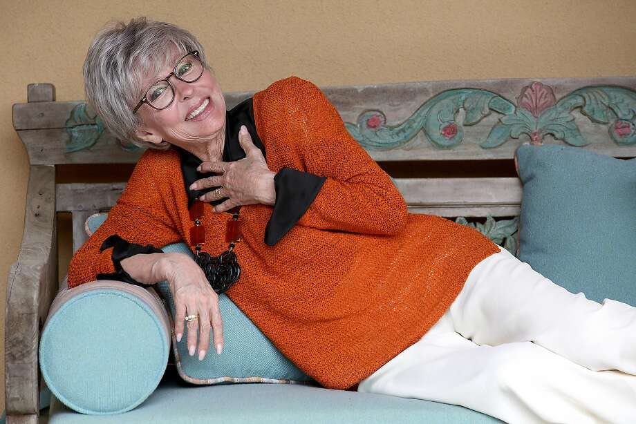 "Rita Moreno is currently starring on Netflix's ""One Day at a Time"" show. Photo: Liz Hafalia, The Chronicle"