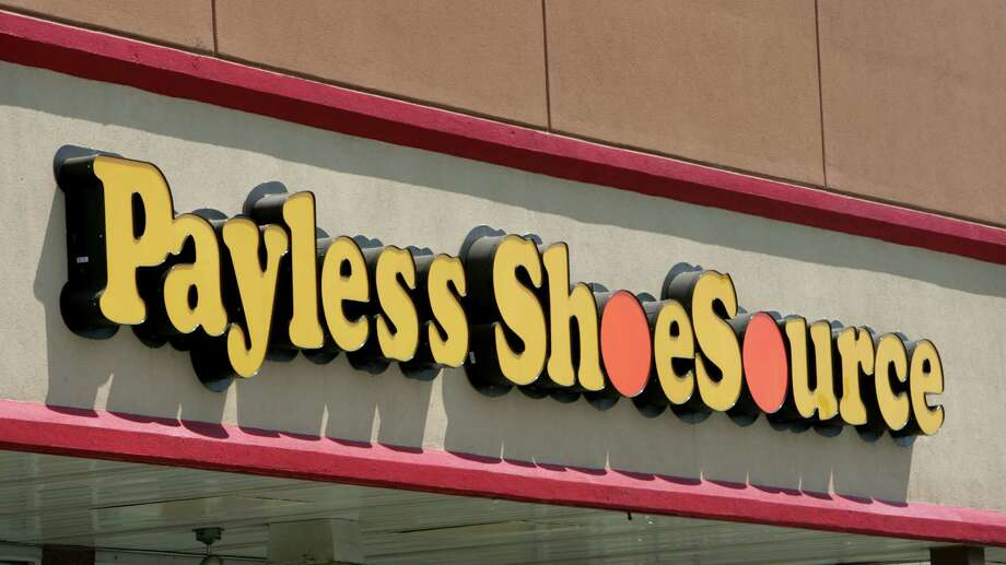 FILE- This Aug. 23, 2006, file photo shows a Payless store front is seen in Philadelphia. Shoe chain Payless ShoeSource has filed for Chapter 11 bankruptcy protection, becoming the latest retailer to succumb to increasing competition from online rivals like Amazon. The retailer said Tuesday, April  4, 2017, that it will be immediately closing nearly 400 stores as part of the reorganization. (AP Photo/Matt Rourke, File) Photo: Matt Rourke, STF / Copyright 2017 The Associated Press. All rights reserved.