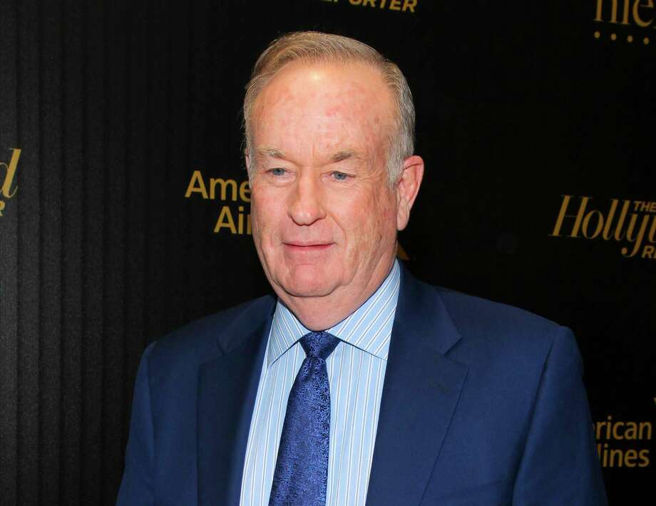 "FILE - In this April 6, 2016, file photo, Bill O'Reilly attends The Hollywood Reporter's ""35 Most Powerful People in Media"" celebration in New York.  O'Reilly is questioning his Fox News Channel colleague Megyn Kelly's loyalty for writing in her just-published memoir and talking about accusations that former Fox chief Roger Ailes made unwanted sexual advances on her a decade ago. (Photo by Andy Kropa/Invision/AP, File) Photo: Andy Kropa, INVL / Invision"
