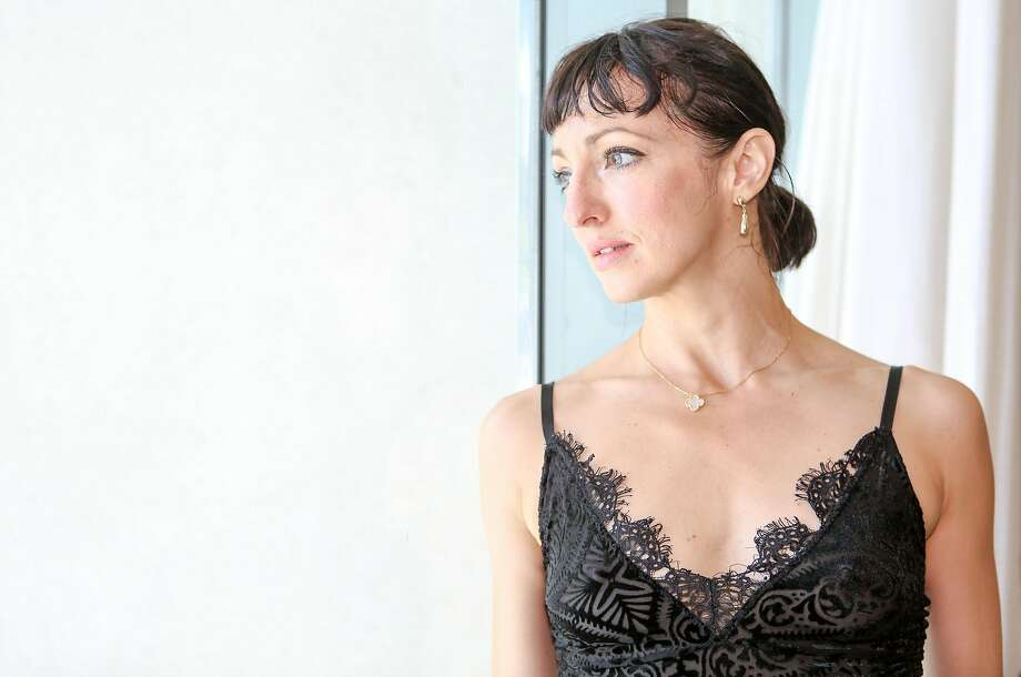 Lorena Feijoo. Photo: Amy Osborne, Special To The Chronicle