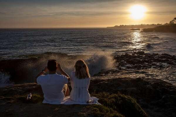 10 best hikes for ocean views in Santa Cruz - SFChronicle com