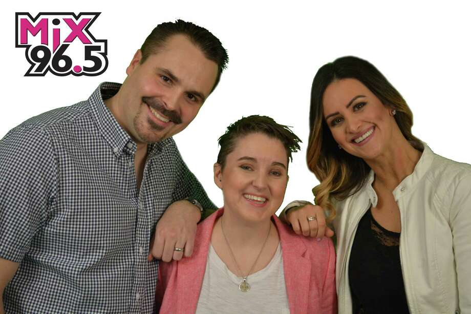 The Morning Mix with Sarah Pepper, Geoff Sheen and Lauren Kelly  launches on Monday, April 10. Photo: CBS RADIO Houston