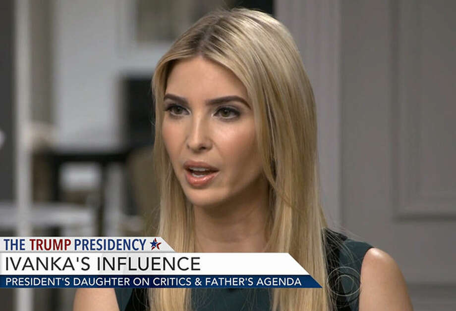 Ivanka Trump:  She designed spa at the Trump International Hotel and Tower in Vancouver, now seeks security clearance at the White House