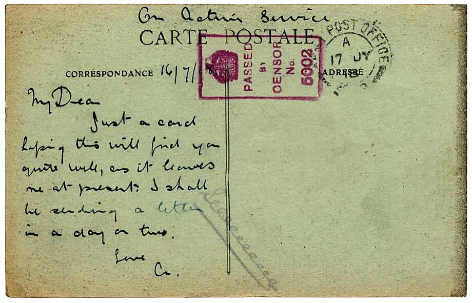 A historian wants to preserve war letters from World War I. Photo: Whitemay, Getty Images