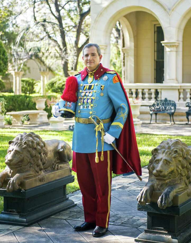 King Antonio XCV Michael Casillas Photo: Courtesy Photo / Parish Photography