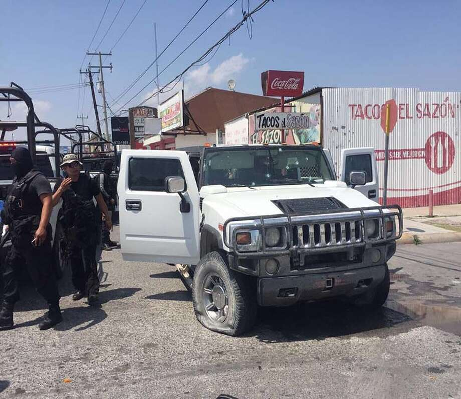 El Blog del Narco reported that a shootout between Mexican law enforcement authorities and Gulf Cartel members resulted in four deaths April 2, 2017. Photo: El Blog Del Narco