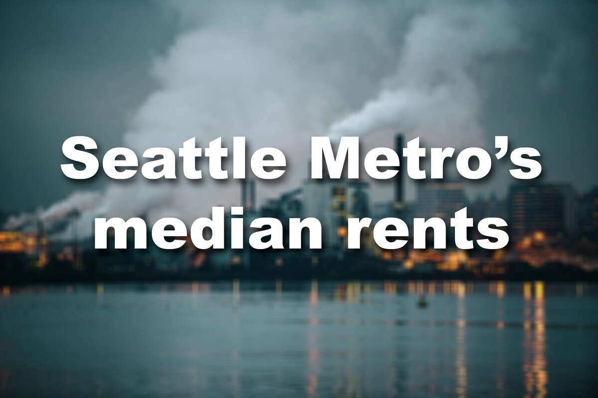 According to a new report from Apartment List, Seattle-area rents have increased for yet another month, and remain above the national median (which is $1,140 for one-bedrooms, and $1,630 for two-bedrooms). Click through the slideshow to see how the area's median rents (and growth over time) stack up against each other.