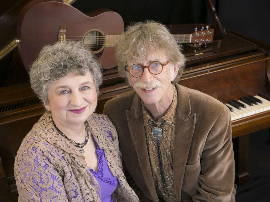Jane Voss and Hoyle Osborne