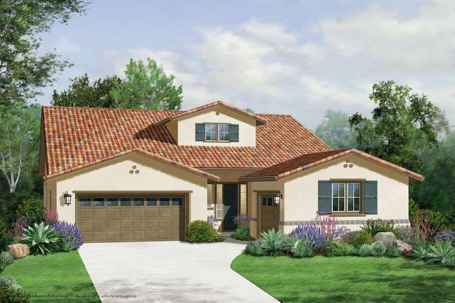 Foster signature homes floor plans for Senior living home plans