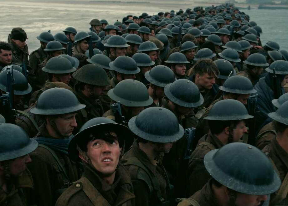 "Christopher Nolan's World War II epic ""Dunkirk"" opens July 21. Photo: Warner Bros. Entertainment"