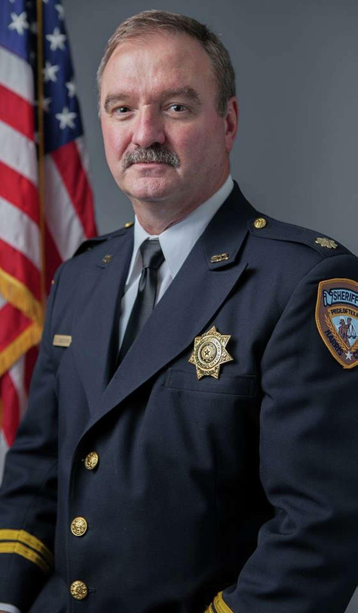 Precinct 3 Assistant Chief Deputy Clint Greenwood