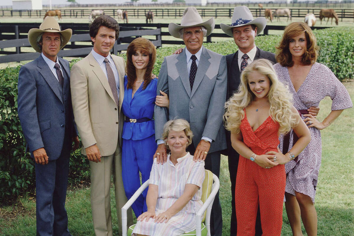 DALLAS (1978-1991) The primetime soap opera made Texas famous all over the world. The Ewings' famous Southfork Ranch was actually in Plano. The series was originally set in Houston, but executive producer Michael Filerman changed the name to