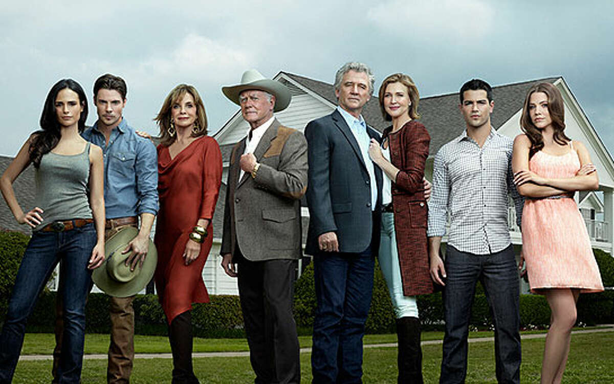 DALLAS (2012 - 2014) The classic soap opera was revived for TNT with many of the original cast. Filming took place in Dallas and Plano. (TNT)