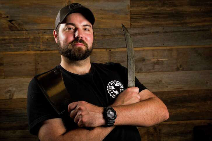Bramwell Tripp, of The Pit Room, is among the pitmasters participating in the 2017 Houston Barbecue Festival on April 9 at NRG Park.