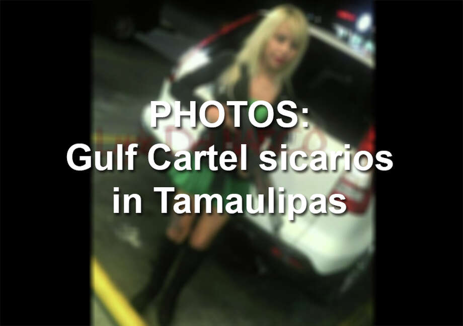 Photos published by the Mexican outlet El Blog del Narco give an inside look at the hitmen working for the Gulf Cartel along the Texas border. Photo: El Blog Del Narco