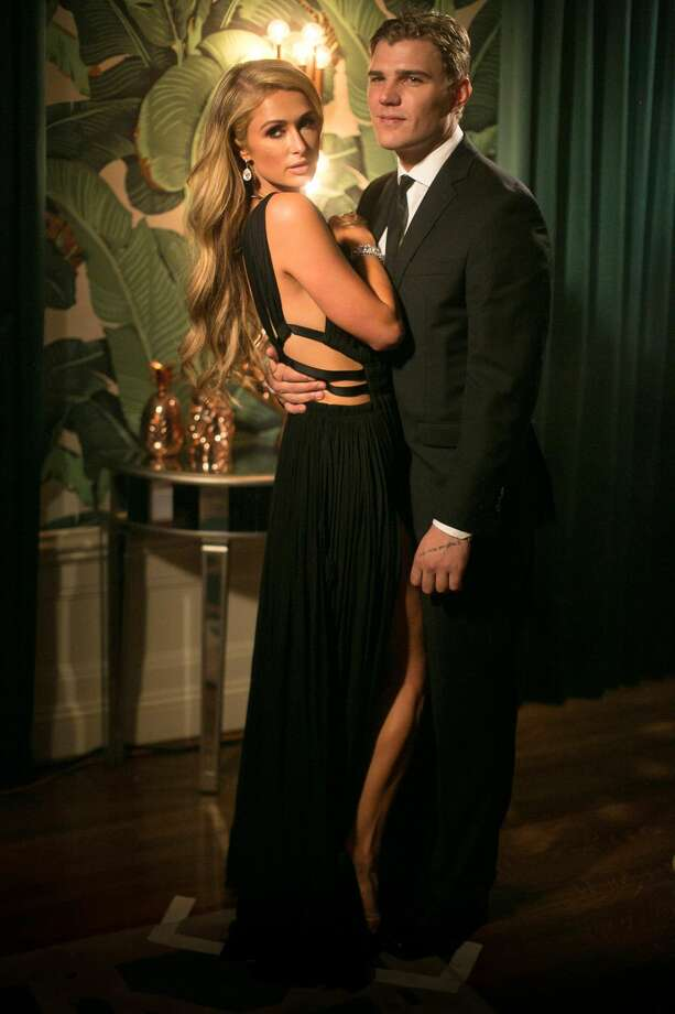 Paris Hilton announced that she's engaged to Chris Zylka on Jan. 2, 2018.See which celebrities didn't stay married for long in the gallery ahead. Photo: Gabriel Olsen/WireImage