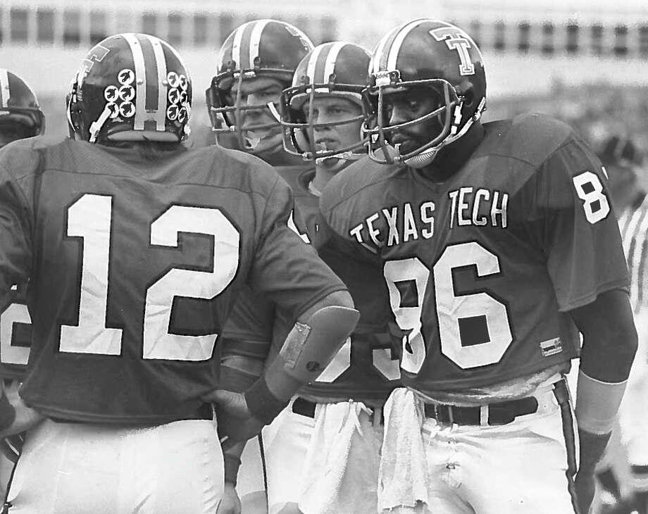 Former Texas Tech Red Raider and Kansas City Chief James Hadnot, a Jasper native, died Thursday, March 30. (Texas Tech Athletics Communications) Photo: Texas Tech Athletics Communications