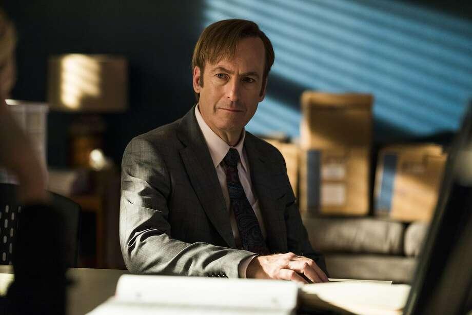 "Bob Odenkirk stars in season three of ""Better Call Saul"" on AMC. Photo: AMC, Michele K. Short/AMC/Sony Pictures"
