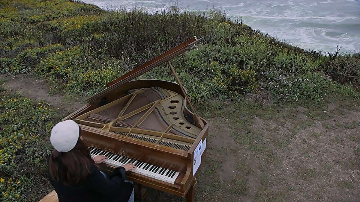 The documentary �Twelve Pianos� is a celebration of the intersection of art and the beautiful Bay Area outdoors.