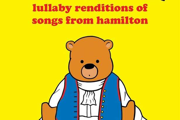 Rockabye Baby has come out with a new album with lullaby versions of Hamilton.