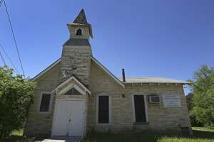 Pleasant Grove Missionary Baptist Church at 1516 Burnet St. is seen in a April 5, 2017 photograph taken with a pinhole lens. Originally known as New Hope Baptist Church, the congregation holds services in a building that has been modified but whose construction is believed to date to the 1800s, making it one of the oldest on the East Side.