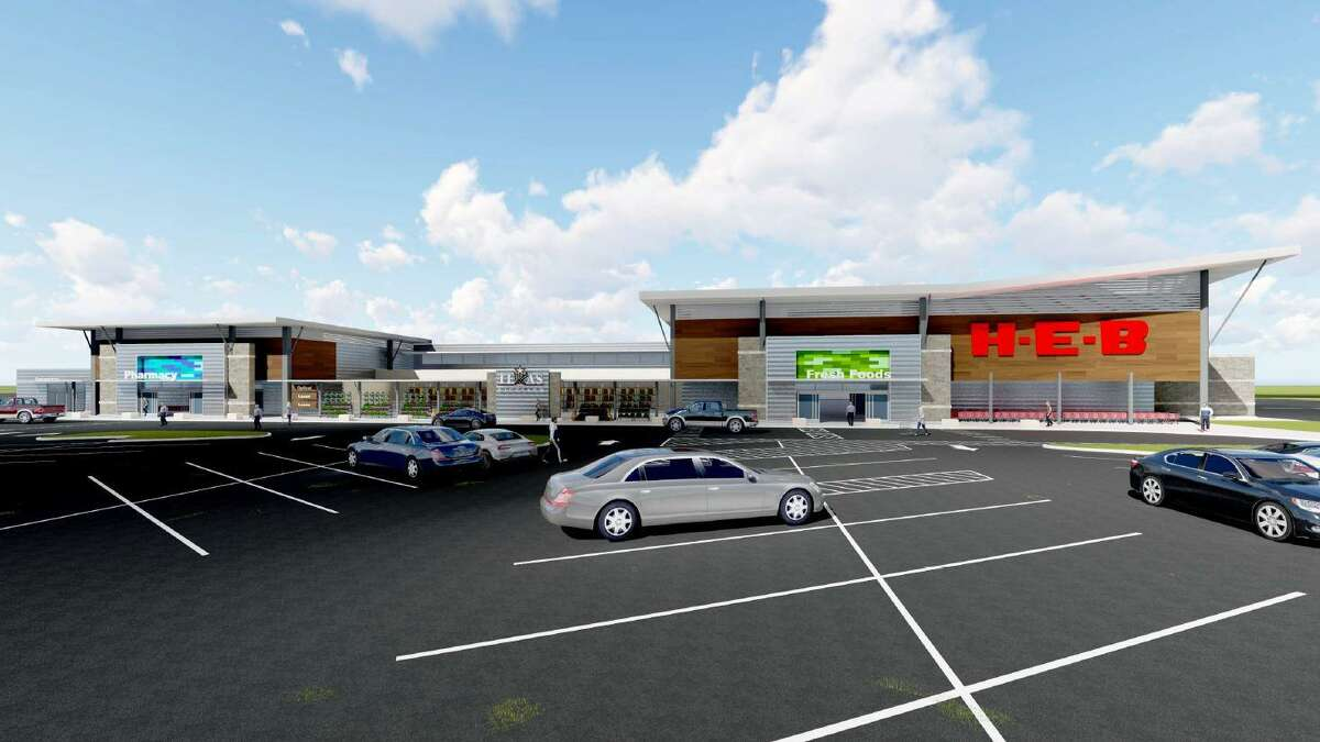 H-E-B will open a new 93,000-square-foot store in October at the intersection of Alamo Ranch Parkway and Alamo Parkway on the citys far West Side.