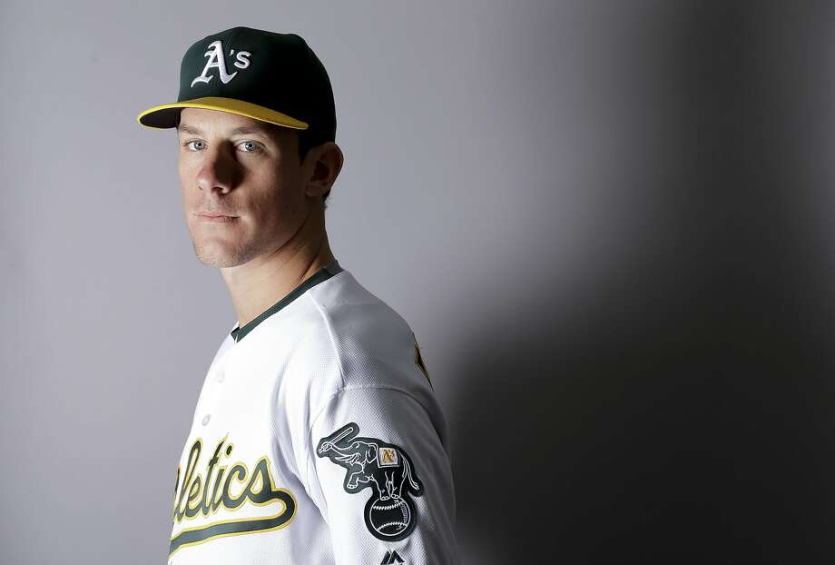 This is a 2016 photo of Chris Bassitt of the Oakland Athletics baseball team. This image reflects the Oakland Athletics active roster as of Monday, Feb. 29, 2016, when this image was taken. (AP Photo/Chris Carlson) Photo: Chris Carlson, AP
