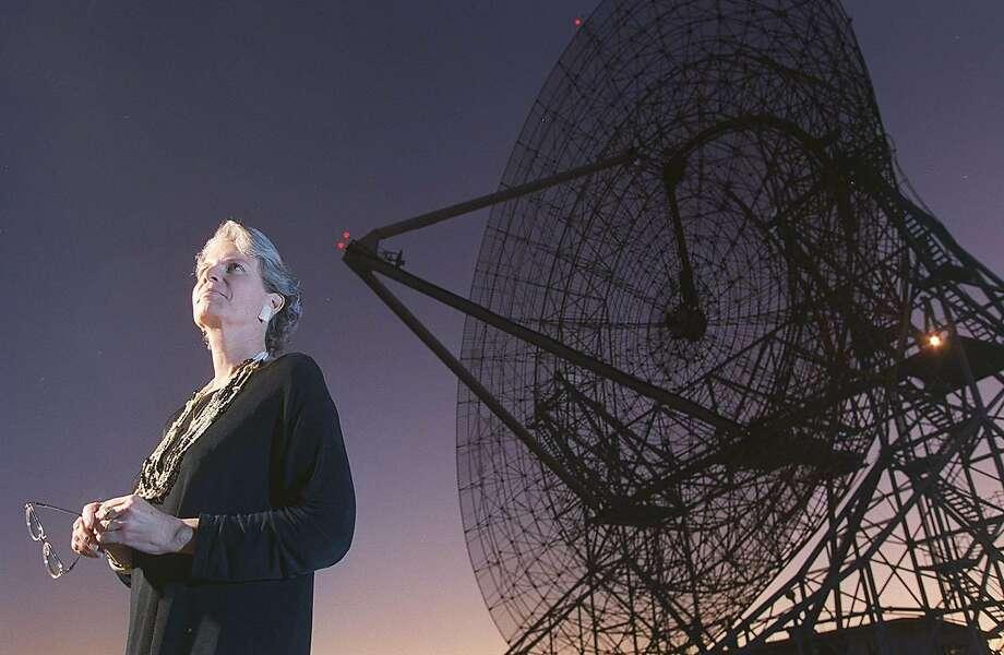 Jill Tarter of the SETI Institute. Photo: MICHAEL MALONEY