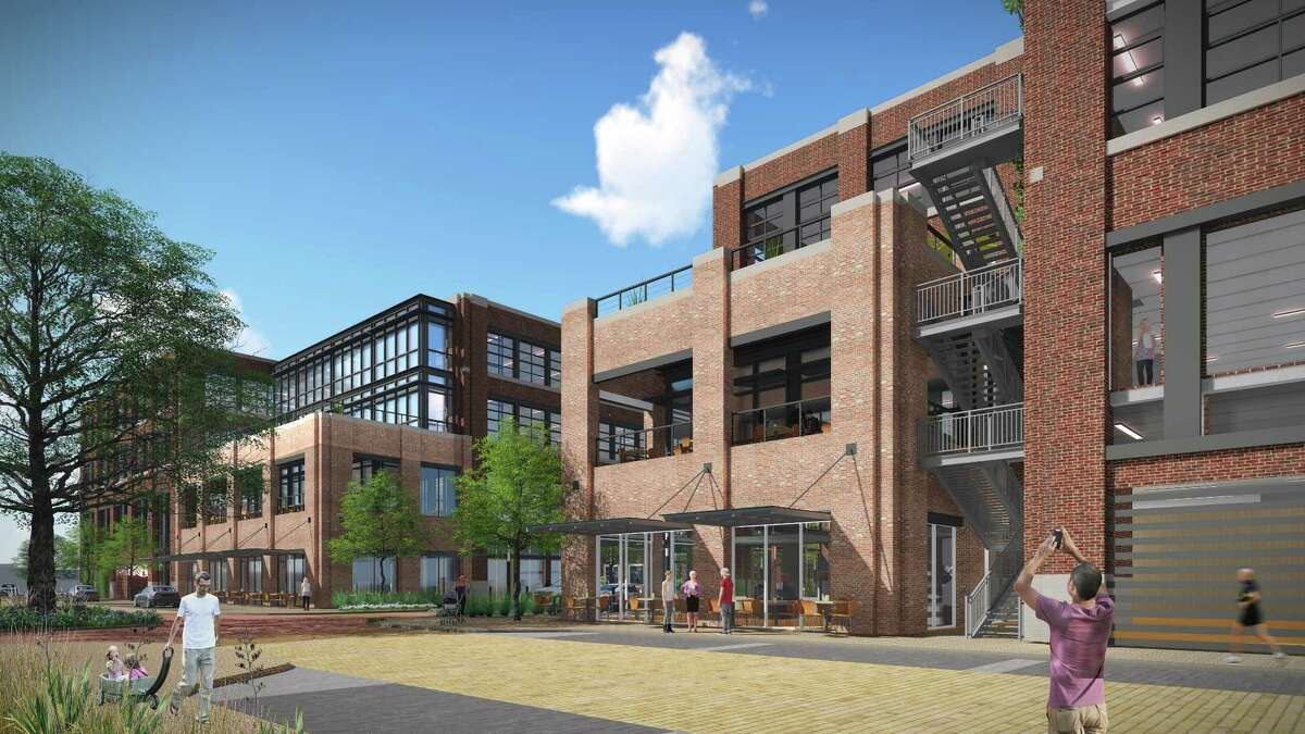 Stonelake Capital Partners is planning a pair of buildings with retail and office space at Westheimer and Mid Lane.