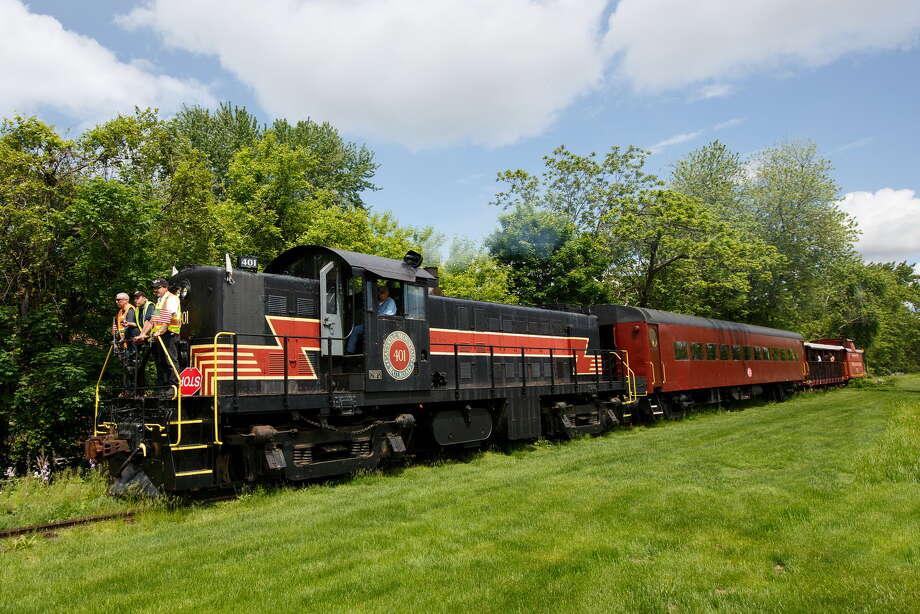 Catskill Mountain Railroad had more than 38,000 riders last year. This is the Kingston City Limited.  (Photo provided) Photo: Matt Gillis / © Matt Gillis