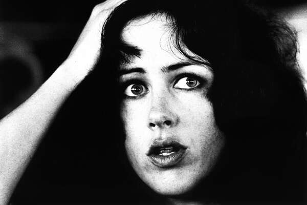 ROTTERDAM, NETHERLANDS - JUNE 26: Grace Slick  from Jefferson Airplane posed at Kralingen Festival in Rotterdam, Holland on June 26 1970 (Photo by Gijsbert Hanekroot/Redferns)