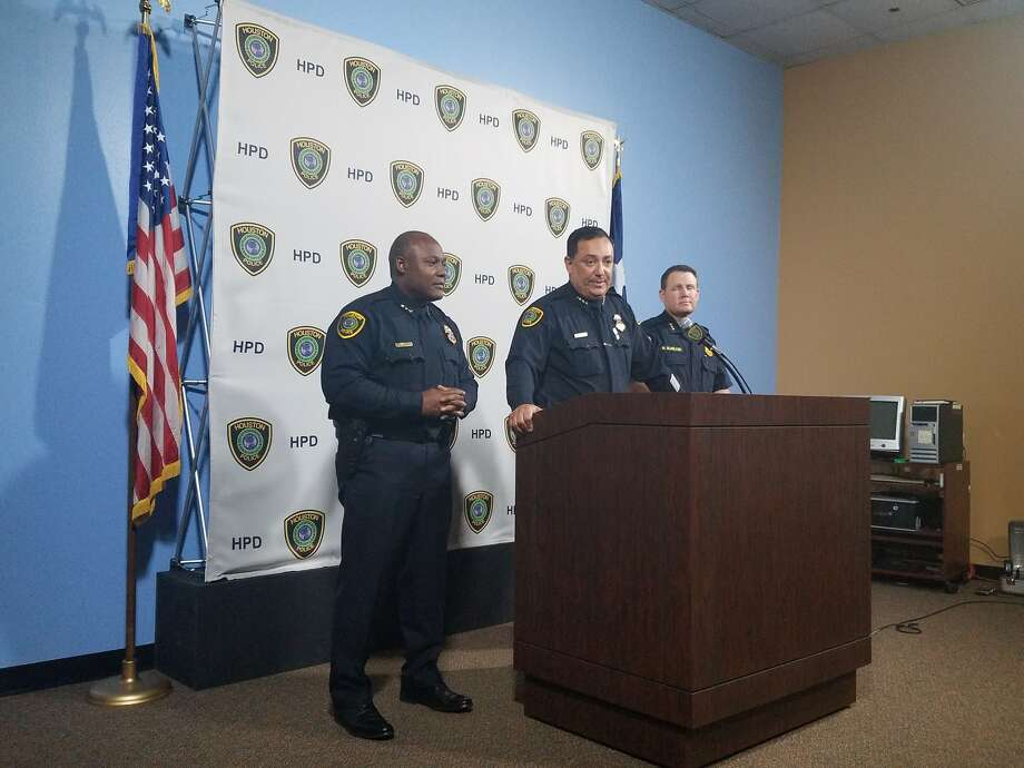 Houston police chief Art Acevedo told reporters on April 5, 2017 that the department has found the number of Hispanics reporting rape is down 42.8 percent from last year. Click through the slideshow to see the most Hispanic cities in Texas. Photo: Brooke Lewis