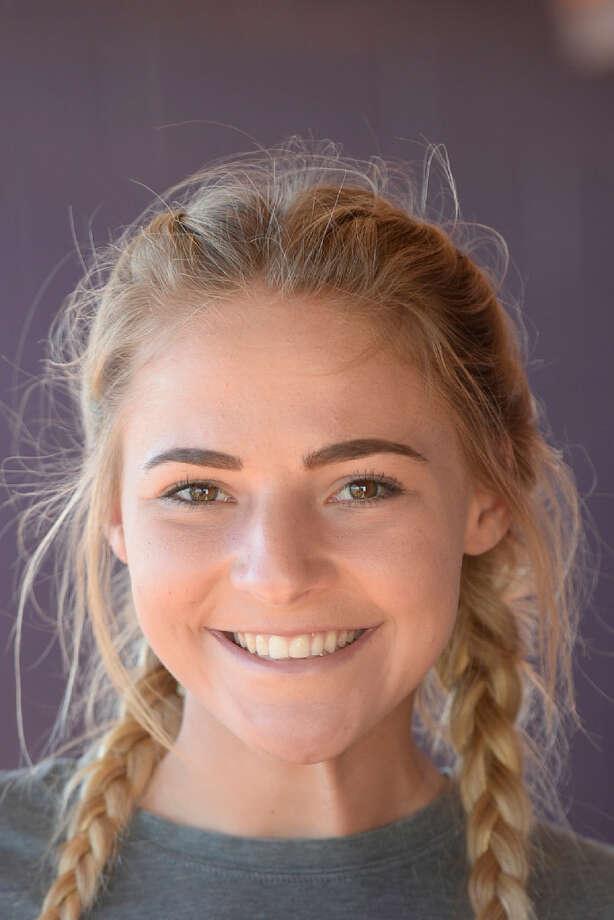 MHS softball's Ashley McClellan