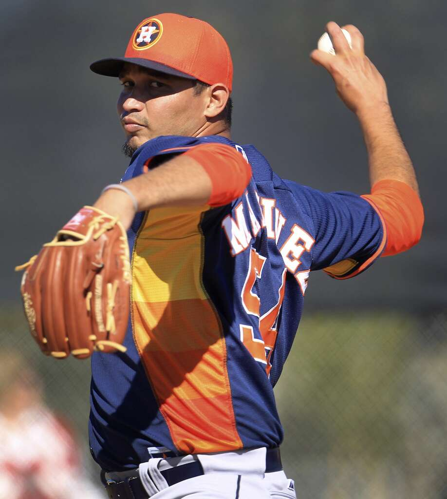 Image result for david martinez texas league pitcher of the year