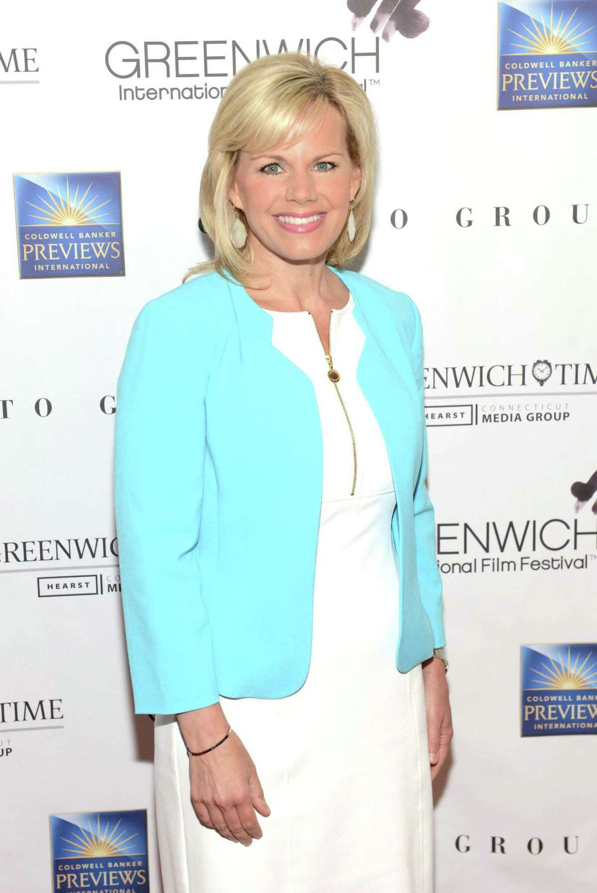 Gretchen Carlson attends Women at the Top: Female Empowerment in Media Panel at the 2016 Greenwich International Film Festival on June 12, 2016 in Greenwich, Connecticut.