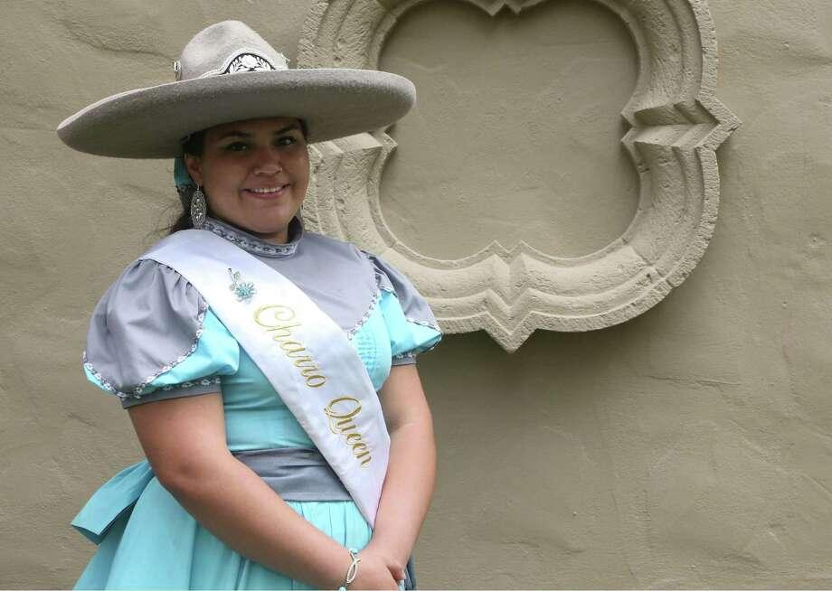 Charro Queen Yazmin Bernal Photo: Courtesy Photo