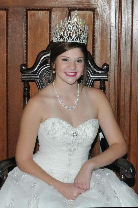 Teen Queen Madelyn June Mulder Photo: Courtesy Photo / VivianCrook