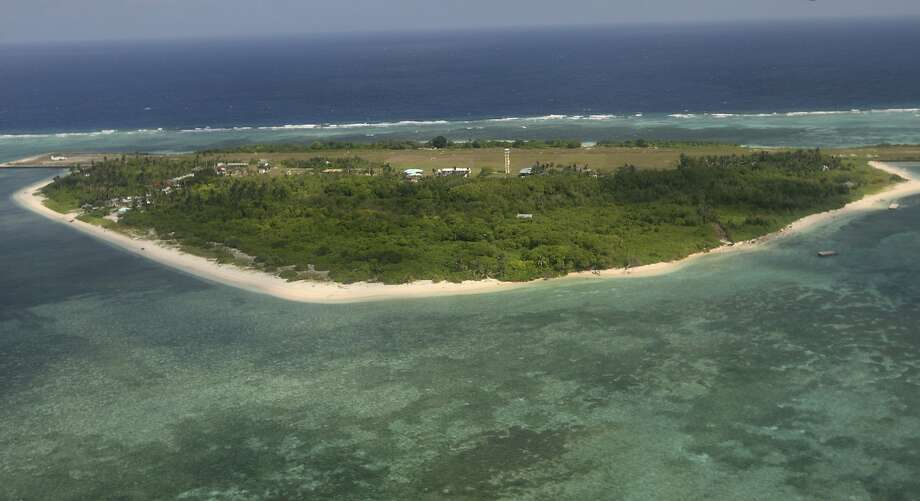 Pag-asa Island is part of the disputed Spratly group of islands, in the South China Sea. Photo: Rolex Dela Pena, Associated Press