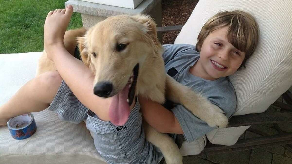 Jack DaSavino and his assistance dog Nardi are featured in fillmmaker Megan Smith-Harris;s most recent documentary,