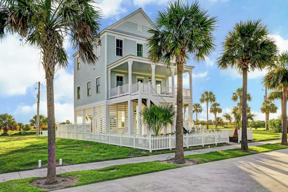 New data shows that development has been steady in Galveston for the last several years.>>Click to see all of the never-lived-in, new construction homes in Galveston. Photo: Houston Association Of Realtors