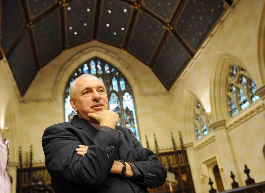 The Rev. James Lemler recently announced his retirement. Photo: / Hearst Media /Tyler Sizemore