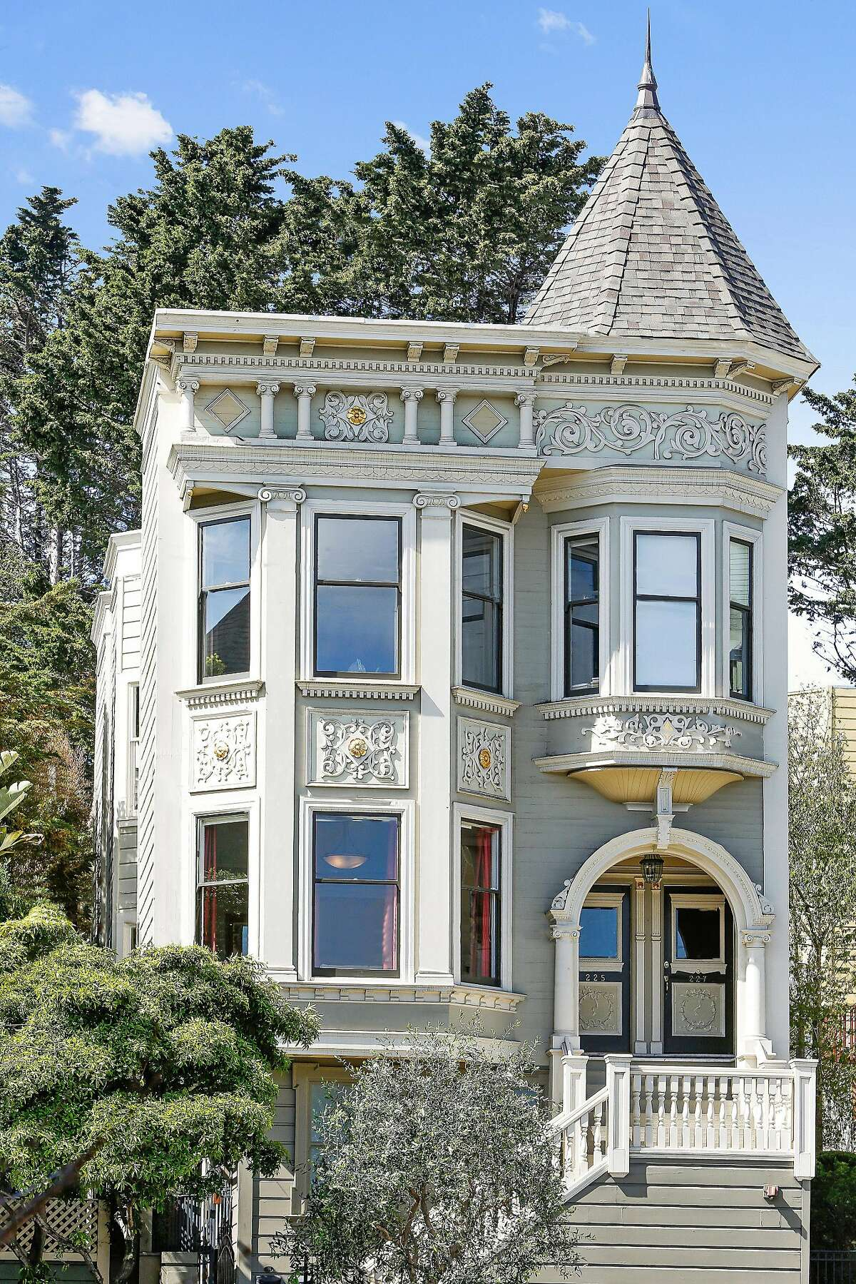 225 Laguna St. is a three-bedroom condo in Hayes Valley available for $2.395 million.�