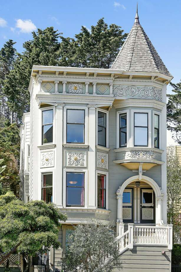 225 Laguna St. is a three-bedroom condo in Hayes Valley available for $2.395 million.