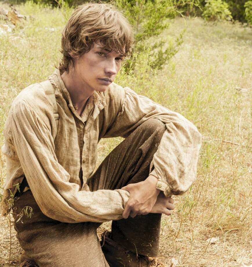 """Jacob Lofland stars as the young Eli, who sees most of his family slain by Indians, in the AMC 10-part series """"The Son."""" Photo: Van Redin / AMC / Van Redin/AMC / © 2017 AMC Film Holdings LLC. All Rights Reserved."""