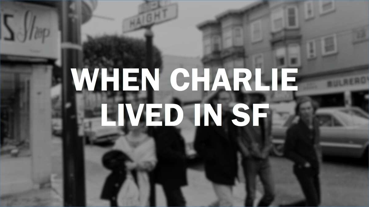 Charles Manson was well-known figure in the Haight.