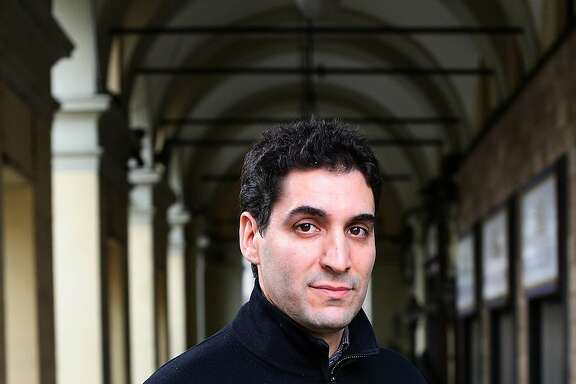 Whiting Award-winning writer Sa�d Sayrafiezadeh