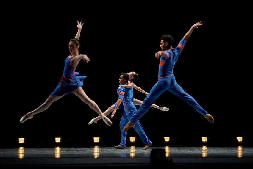 The Ballet commissioned Benjamin Millepied's