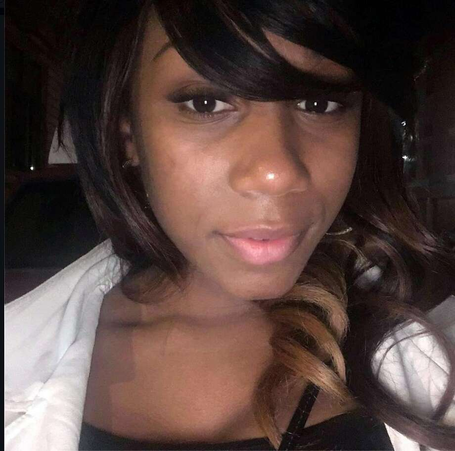 Rashanda Franklin was shot and killed she sat in her silver Jeep sport utility vehicle with her sons. Photo: Handout, Courtesy Franklin Family