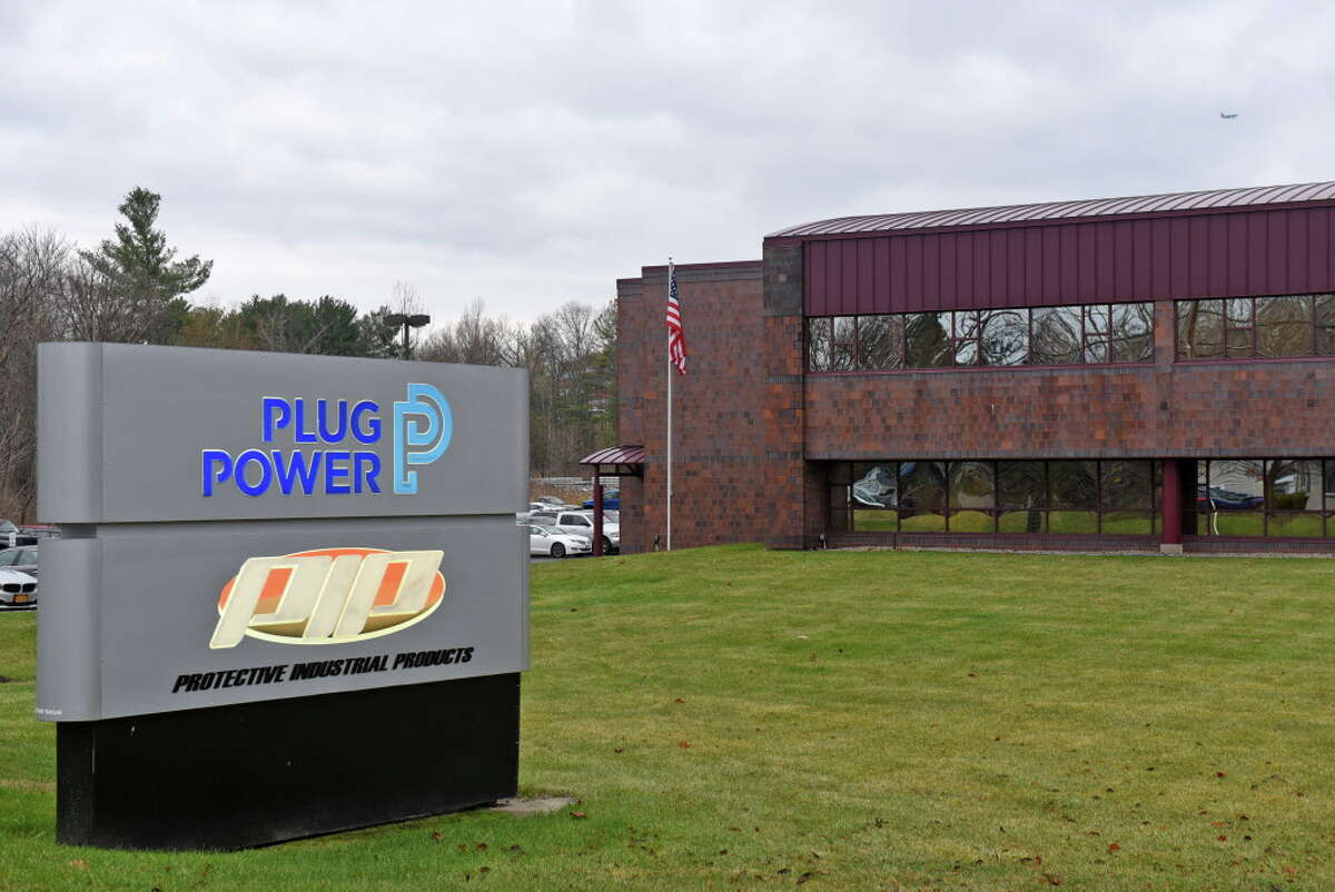 Plug Power at 968 Albany Shaker Road on Thursdayday Dec. 1, 2016 in Colonie, N.Y. (Michael P. Farrell/Times Union)